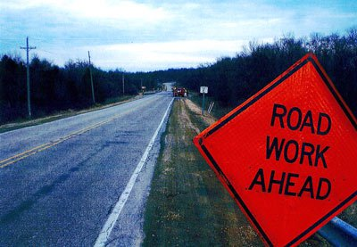 Road Work Zone