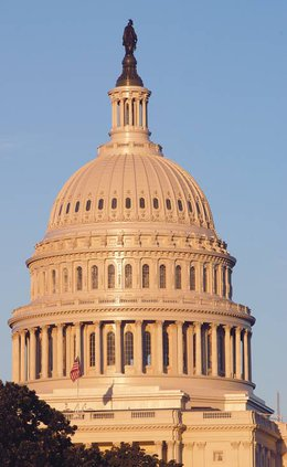 US Capitol Dome