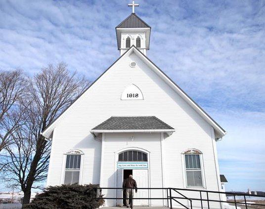 oakley church
