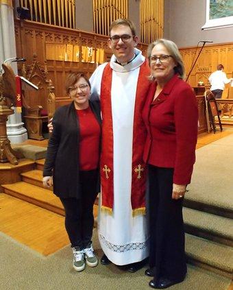 becklin ordained