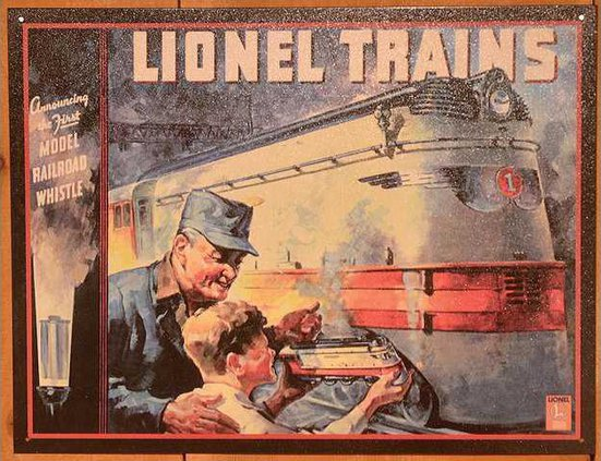 1B Lionel ad