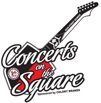 concerts on the square logo