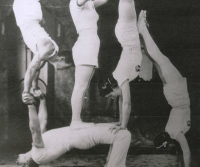 gymnast turner 02