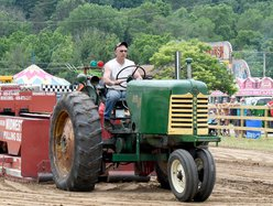 DD tractor pull results 2019