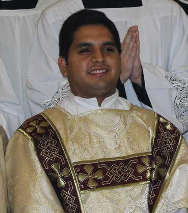 Deacon Jerry Onofre Zhanay