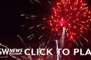 Lancaster Jaycees Family Fireworks