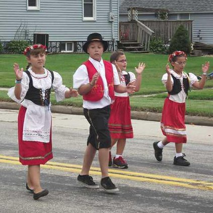 little czech dancers cesky den