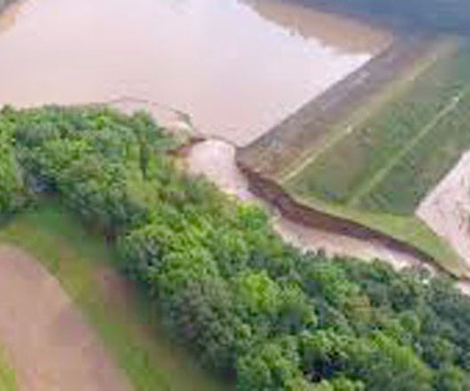 Jersey Valley Dam