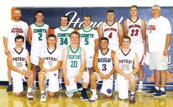 Six Rivers West Boys All-Stars