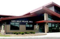 gays mills village board