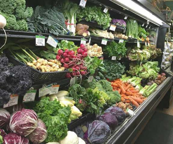 food grocery produce